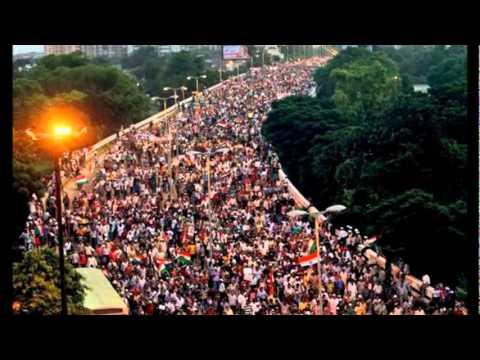 Anna Hazare - India's Fight Against Corruption.wmv