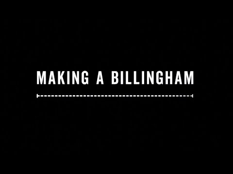 The Making of a Billingham Bag