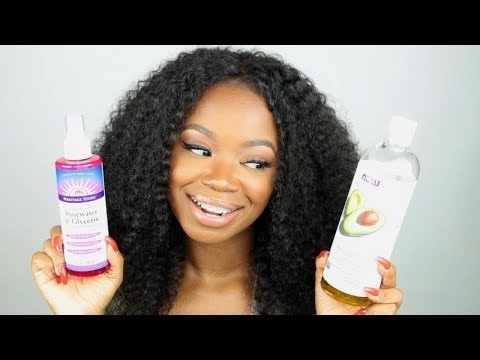 Products I Use For Hair Growth - iHerb Haul