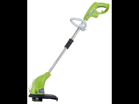 Review: GreenWorks 21212 4 Amp 13-Inch Corded String Trimmer