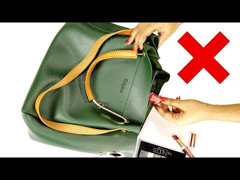 Women's Handbags Are Home To More Bacteria - Tamil Health Tips