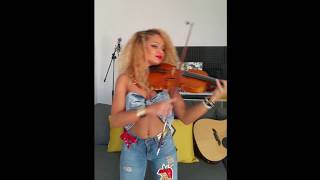 MAPY VIOLINIST - Too Good by Drake ft  Rihanna (violin cover