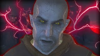 Witcher 3 - The Secret of Gaunter O'Dimm - Witcher 3 Lore and Mythology