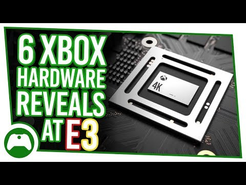 6 Best Xbox Hardware Reveals From E3 History