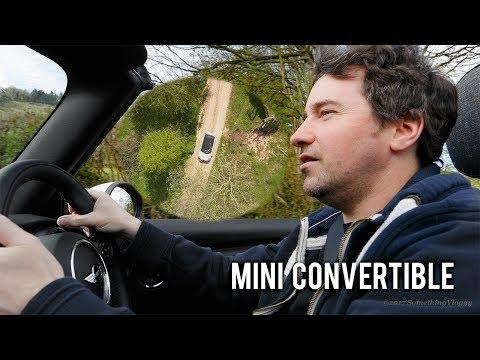 2016 Convertible Mini Cooper 1.5 Petrol Test Drive