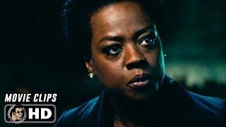 WIDOWS Clips + Trailer (2018) Viola Davis