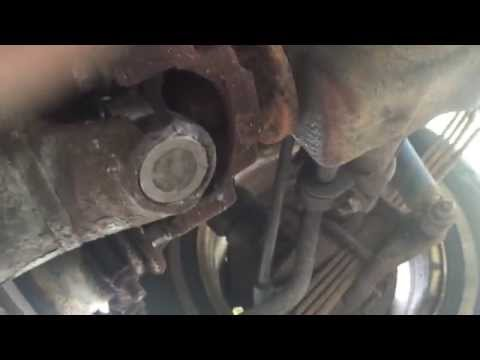 1997 Chevy Blazer bad Universal Joint
