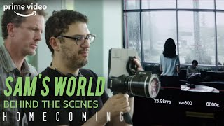 Homecoming - X-Ray Behind the Scenes Ep. 5: The World of Director Sam Esmail | Prime Video