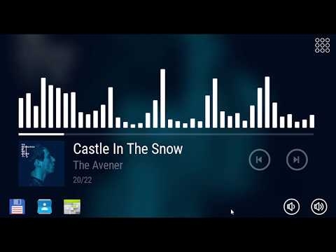 Bit Music - theme for CarWebGuru Launcher - PakVim net HD