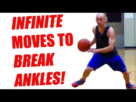INFINITE Moves To Beat Defenders! Basketball Crossovers To Break Ankles! (Tutorial)