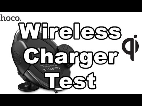 Wireless Charger review | Hands on