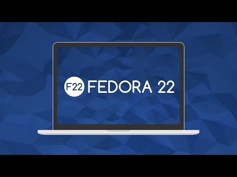 Fedora 22 Gnome felülettel Part 2 A rendszer