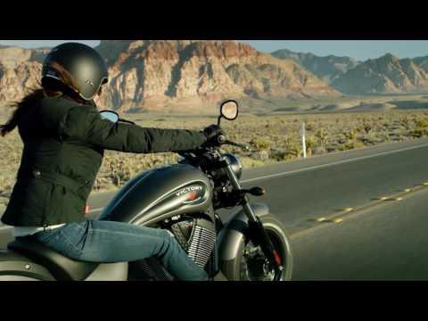 VICTORY GUNNER MOTORCYCLE 2016