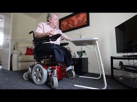 Man suing NHS after he woke from op with no LEGS