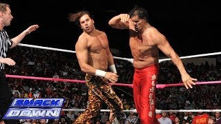 The Great Khali vs. Fandango: SmackDown, Oct. 25, 2013