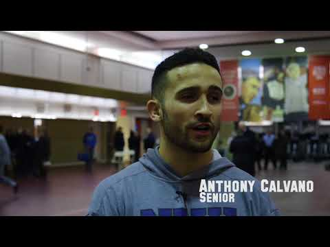 NYU Wrestles at Madison Square Garden and New York Athletic Club