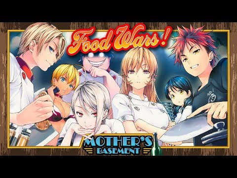 Why We Love Food Wars! - Shokugeki no Soma's Recipe for Success