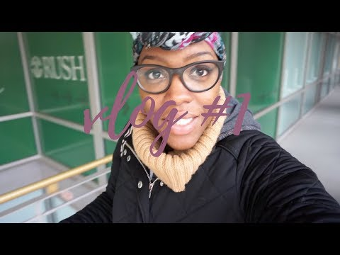 GREATEST ACT OF FAITH | My First Vlog Ever!!! | CHICAGO Vlog - Stacey Flowers
