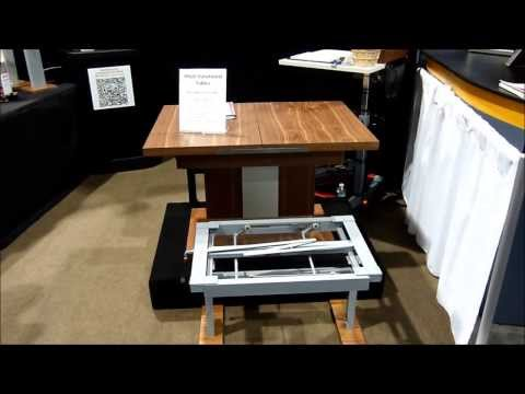 Motorized Mutli-Functional Table by www.risailsystems.com