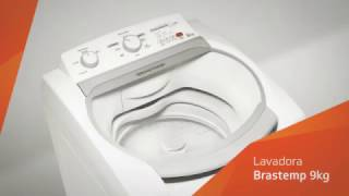 Download Lavadora Brastemp 9Kg - BWJ09 Video