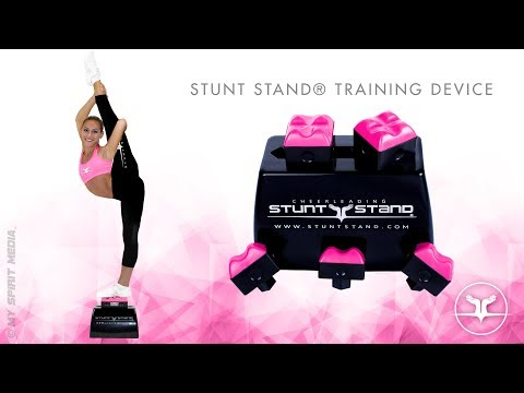 Stunt Stand® (Official) | How-to-Use Instructional Video to Improve Stunts