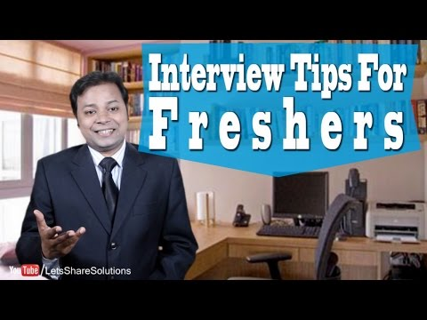 Interview Preparation Tips For Freshers | By Ashwani Thakur