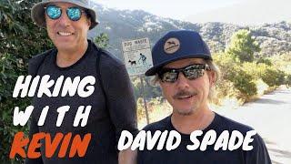 David Spade explains his rascally reputation
