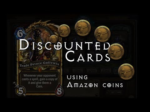 How to Get Cheaper Hearthstone Card Packs