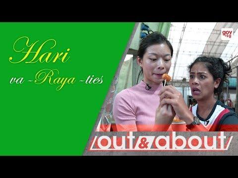 Out&About@Gov.sg | Hari Va-Raya-Ties