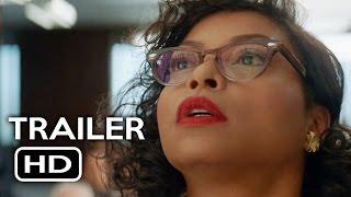 Hidden Figures Official Trailer #1 (2017) Taraji P. Henson, Janelle Monáe Drama Movie HD