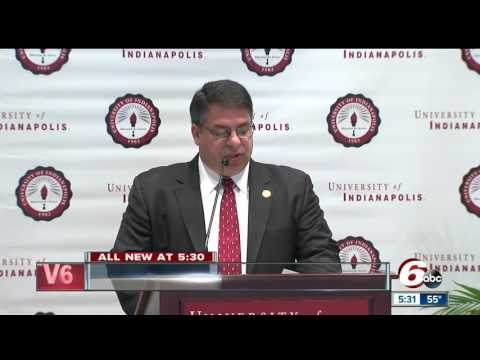 University of Indianapolis unveils new engineering school thanks to a $5M gift