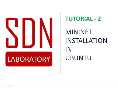 How to install Mininet - SDN Simulator  using terminal in Ubuntu
