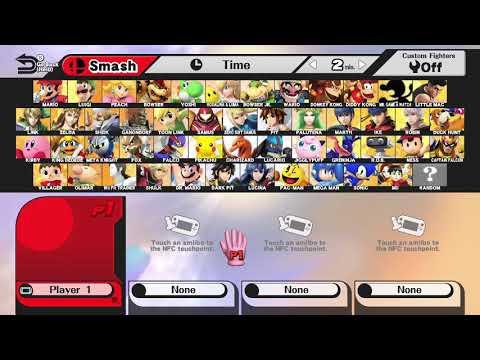 Wii U Elgato HD60 Test: Super Smash Bros: Wii U