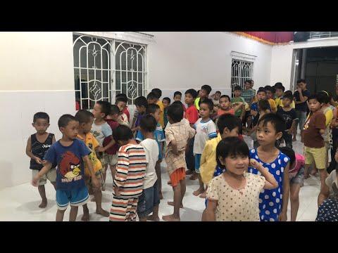 Trường Giang dạy trẻ HT Phú Lý Feb 13-2018