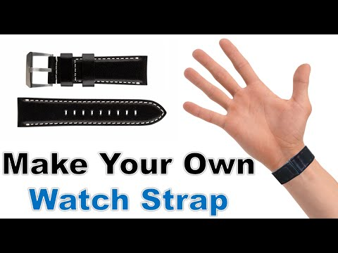 Make Your Own Watch Strap