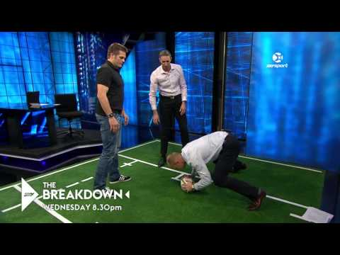 BREAKDOWN 101 with Richie McCaw | SKY TV