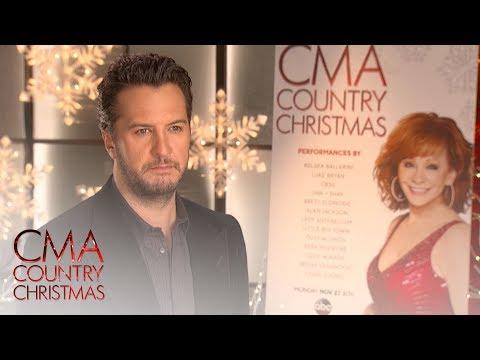 CMA Country Christmas: Quick Takes with Luke Bryan | CMA