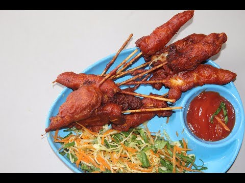 How To Make Fried Shrimp/prawns At Home