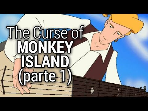 The Curse of Monkey Island (prima parte)