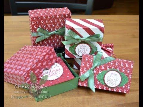 Pick a Size Gift Boxes