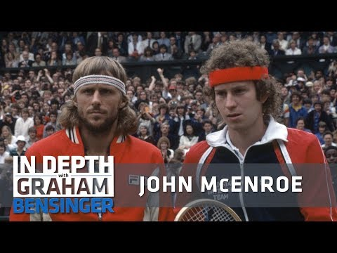 John McEnroe: Bjorn Borg made me better