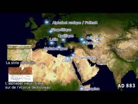 [Script Time Travel 01] Les descendants des hiéroglyphes égyptiens (French)