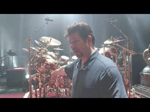 Sound engineering tutorial: Miking Neil Peart's drums | lynda.com tutorial