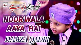 2020 new heart touching naat sharif | Noor Wala Aaya Hai | Hamza Qadri | Hi-Tech Islamic Naats