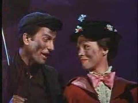 Mary Poppins Outtake/Blooper