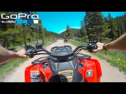 DESTROYED ATVS AND GOPROS (VAIL COLORADO)