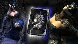 Mortal Kombat X Mobile - Day of the Dead Kitana Challenge | Relentless Jason Pack