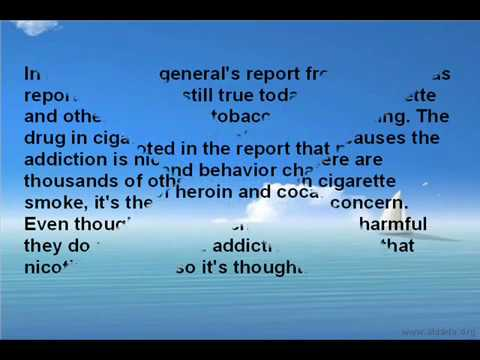 Nicotine Addiction - How Long Does Nicotine Stay in Your Body? - Nurse's Guide