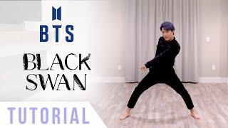Bts Black Swan Dance Tutorial Explanation Mirrored Ellen And Brian