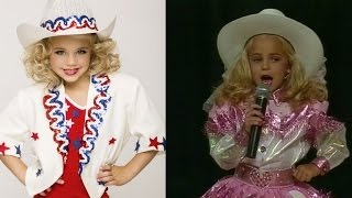 Child Actress Playing Jonbenet Ramsey Looks Just Like The Young Pagea